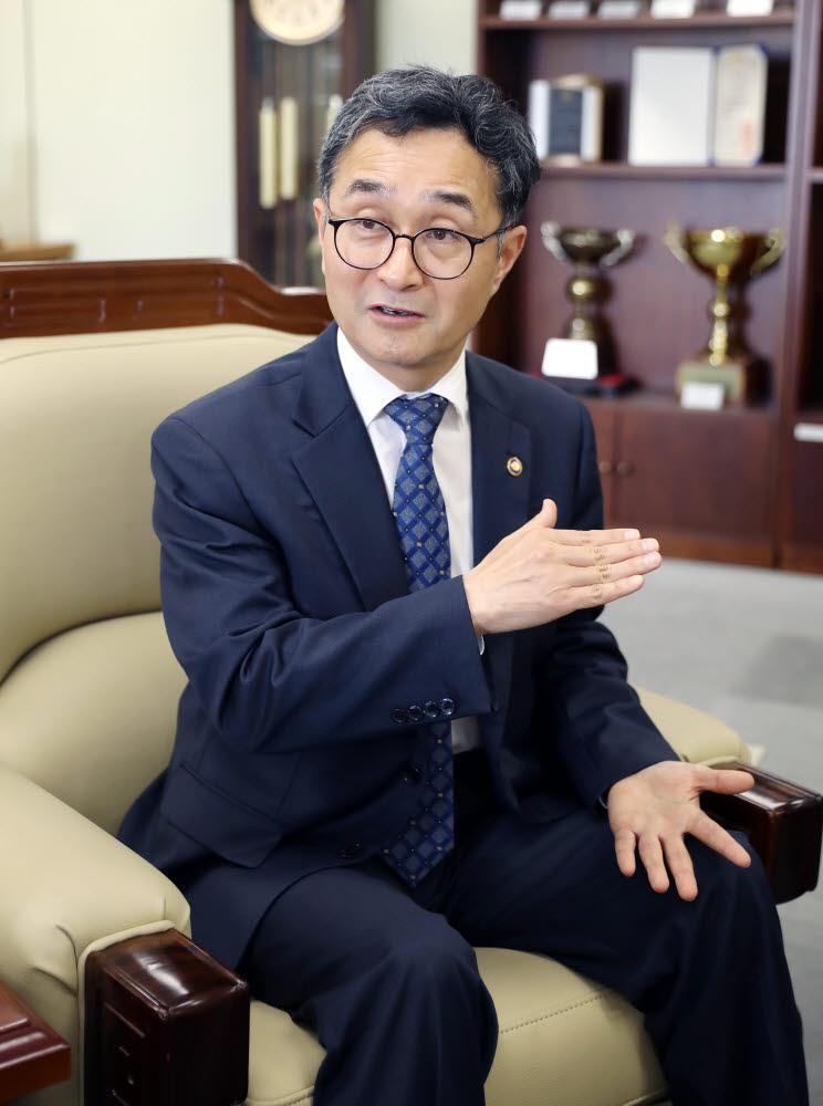 박원주 특허청장
