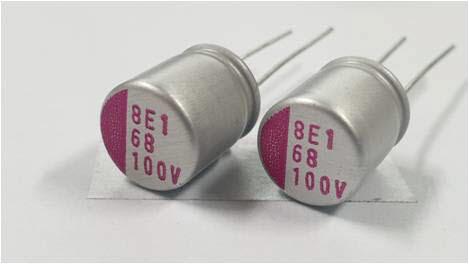 수산에너솔, 100V 고분자 고체콘덴서 국내 첫 상용화