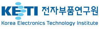 전자부품연구원 로고.