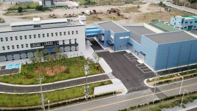 KTR, 첨단고무소재 국산화 인프라 구축…순천에 지원센터 개소