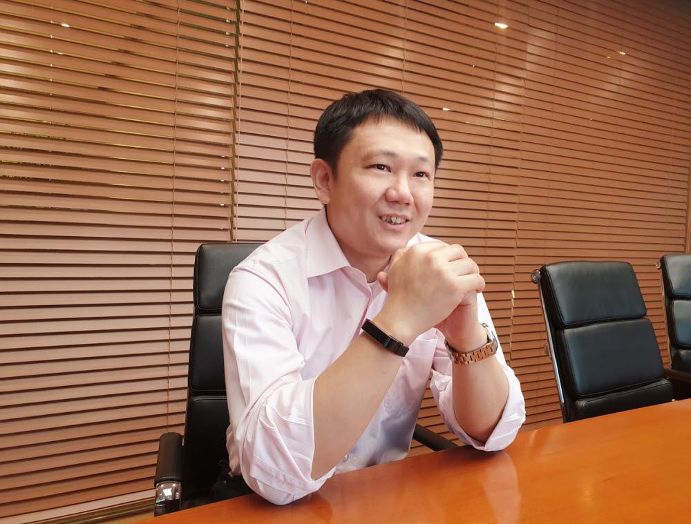 스칸 중국 CUE그룹 대표