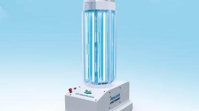 인아텍, 자율주행 UV살균로봇 '인아케어(INACARE)' 시리즈 방역기능 강화