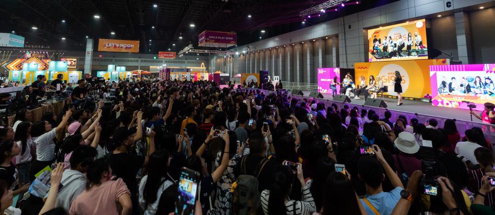 케이콘(KCON) 2019 태국. 사진=전자신문DB. (사진은 기사와 직접 관련이 없습니다)