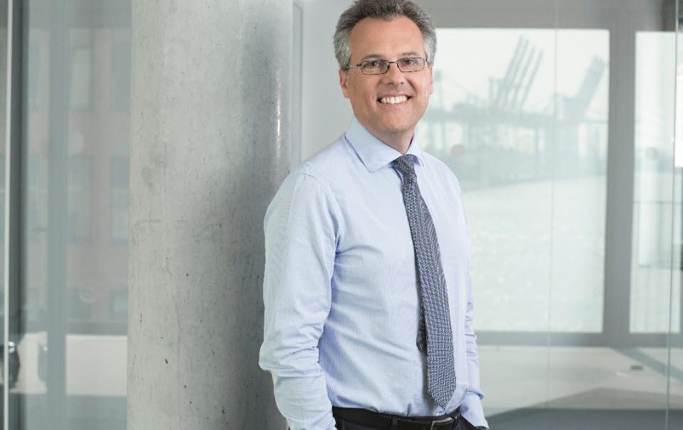 커트 시버스 NXP 신임 CEO. <사진=NXP>