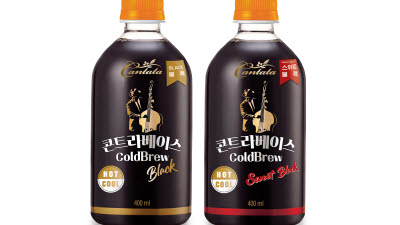 여름 성수기 맞은 RTD 커피시장 경쟁 본격화