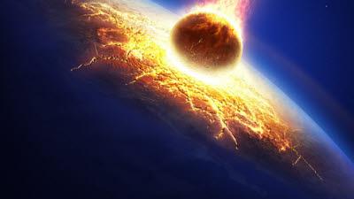 소행성 충돌