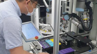 [출연연 연구현장을 가다]ETRI 지능·제조융합연구실