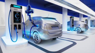 시그넷이브이, 전기차 자동충전 인프라 솔루션 개발 나서