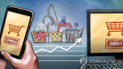 코로나19로 배달음식 등 음식서비스 84% 급증...온라인개학에 컴퓨터 기기 '부상'