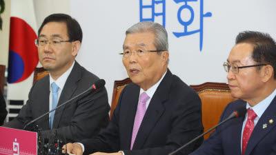"""김종인, """"'기본소득', 4차 산업혁명시대 대비 위한 개념"""""""