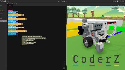 "3D 로봇코딩 온라인 교육플랫폼 '코더Z' 국내 출시… ""비대면 교육서비스 혁신"""