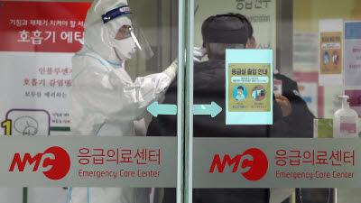 [포스트 코로나]국립중앙의료원, 수도권 코로나19 대규모 감염 대비 모의훈련