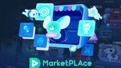 블록체인 게임 아이템 중개 서비스, '플레이댑 마켓플레이스' 글로벌 출시