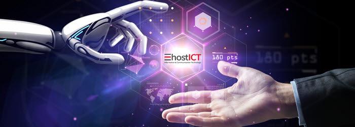 """이호스트ICT, AI 전문기업과 협업 강화… """"호스팅 경험에 블록체인·클라우드 기술 접목"""""""