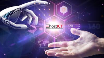 """{htmlspecialchars(이호스트ICT, AI 전문기업과 협업 강화… """"호스팅 경험에 블록체인·클라우드 기술 접목"""")}"""
