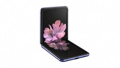 [국제]갤럭시Z 플립 5G, 中 3C 인증 통과
