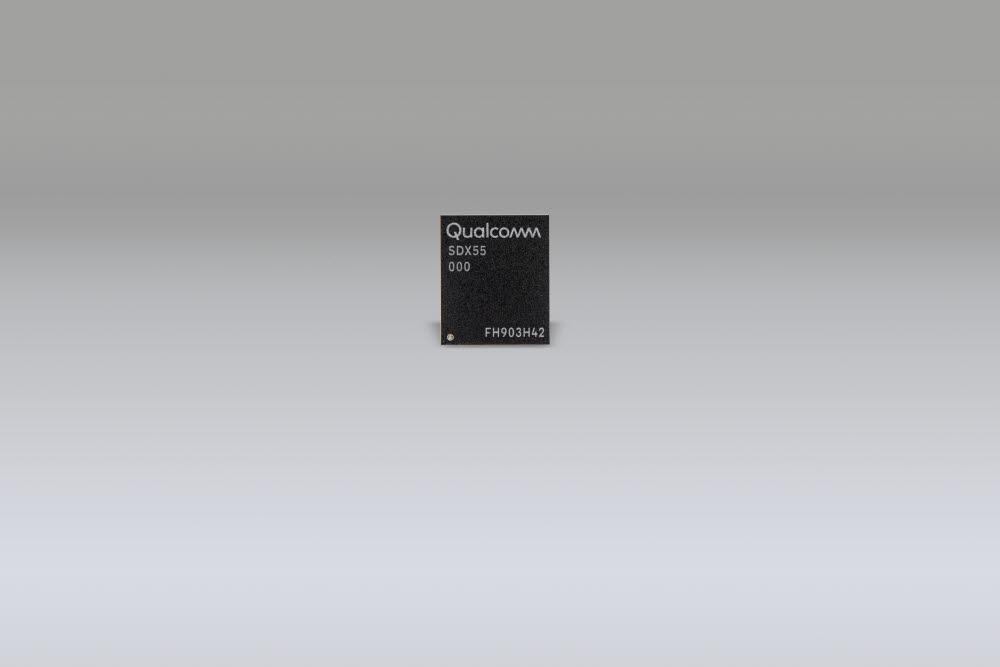 퀄컴 5G 모뎀 스냅드래곤 X55