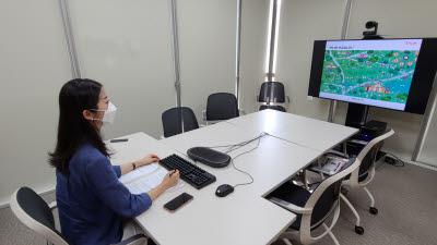 엔카닷컴, KOTRA 온라인 외투기업 채용설명회 참가