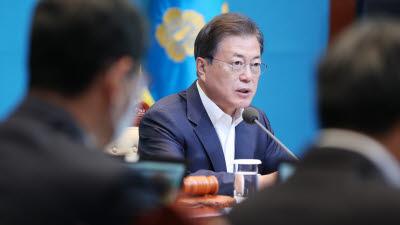 '포용'으로 향한 대통령 시선…'혁신성장' 동력 상실 우려도