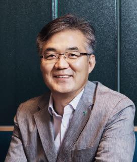 김정한 하나금융그룹 부사장(CICTO)