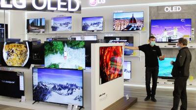 LG, '올레드 갤러리 TV 앞세워 하반기 시장 공략