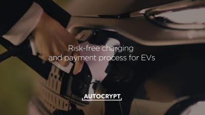 아우토크립트, '원스텝 보안 솔루션' 출시…전기차 충전·결제 한 번에