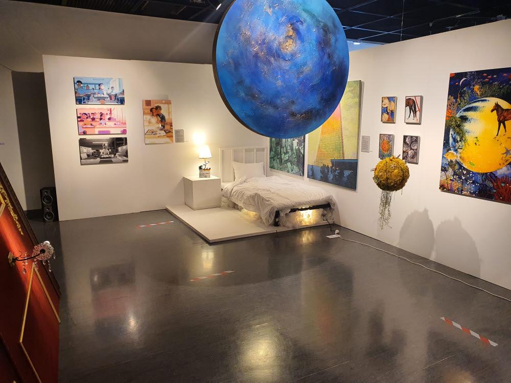 '소셜과 만난 예술, 청춘을 위로하다' 인터랙티브 전시회 '청춘페이지' 주목
