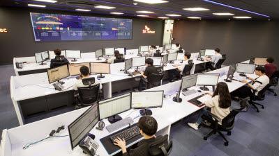 SK인포섹, 상반기 사이버공격 통계 발표···전년比 19% 증가