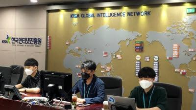 사이버 위기대응 모의훈련, 보안 의식 제고 효과 '톡톡'