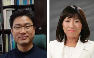 이병희(왼쪽 사진), 원지윤(오른쪽) 박사