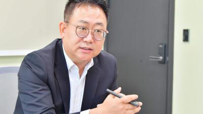 """손현하 미디어캔 대표 """"UHD 퍼스트, 종합미디어기업으로 발돋움"""""""