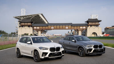 BMW, 스포츠카보다 빠른 고성능 SUV 'X5 M·X6 M' 출시
