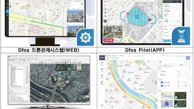 [미래기업포커스]아이지아이에스, 드론관제시스템 도시공공 개발시장 공략