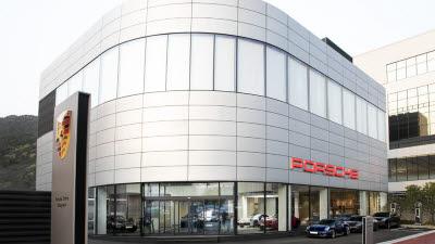 포르쉐코리아, 초급속 충전기 갖춘 '포르쉐 센터 창원' 개장
