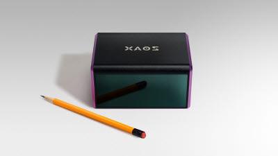 자오스모터스, 300m 스캔 고성능 라이다 센서 '엑스캣' 개발