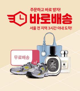 롯데, 마트 이어 백화점도 '바로배송'…서울 전역 3시간내 배달