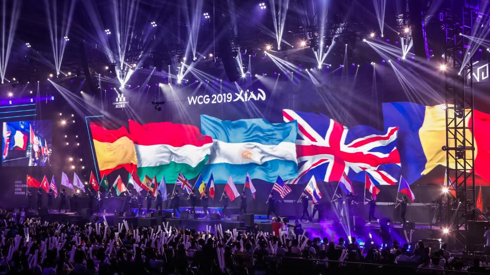 WCG 2019 시안, 도타2 TI와 함께 최고 이스포츠 액티베이션 캠페인 선정