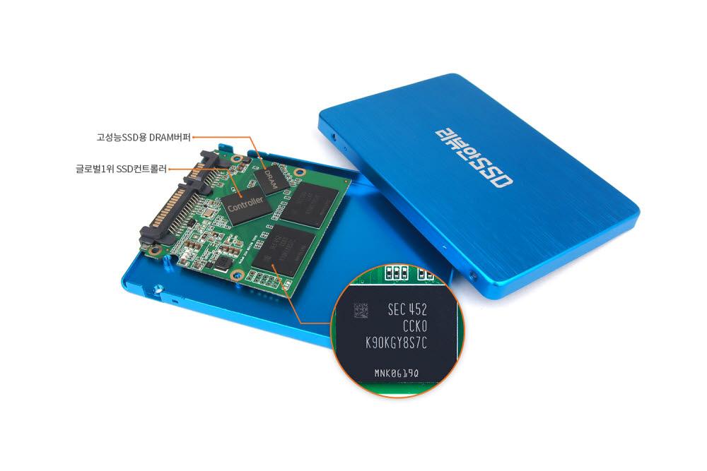 리뷰안이 새롭게 출시한 `리뷰안900게이밍 SSD