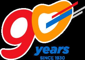 CJ대한통운 창립90주년 엠블럼.