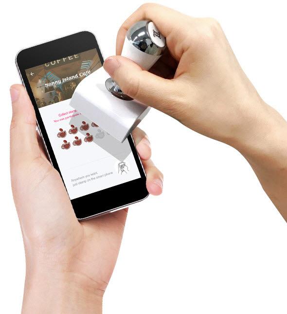원투씨엠이 에코스 스탬프(echoss Stamp)로 핀테크·O2O 서비스를 국내외 확대 공급한다.