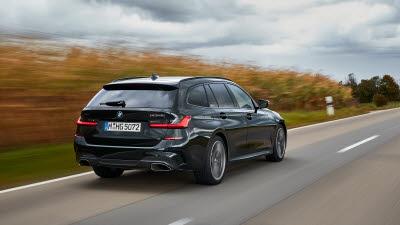 """BMW, 뉴 3시리즈 투어링 출시…""""운전 재미에 활용성 더했다"""""""