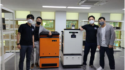 트위니·모션투에이아이, 물류 로봇 관제시스템 고도화 협약