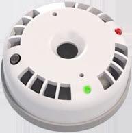 텔코코리아아이에스가 개발한 스마트 화재 감지기. 사진출처=텔코코리아아이에스