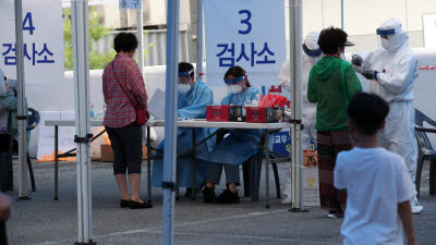 코로나19 어제 44명 신규 확진…국내발생 21명·해외유입 23명
