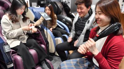 안마의자 안전대책 만든다···소비자원, 14개 업체 모았다