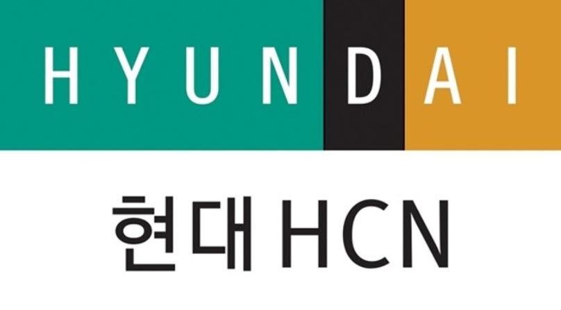 현대HCN 로고