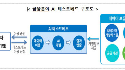 금융위원회, 연내 '금융분야 AI 활성화 방안' 마련