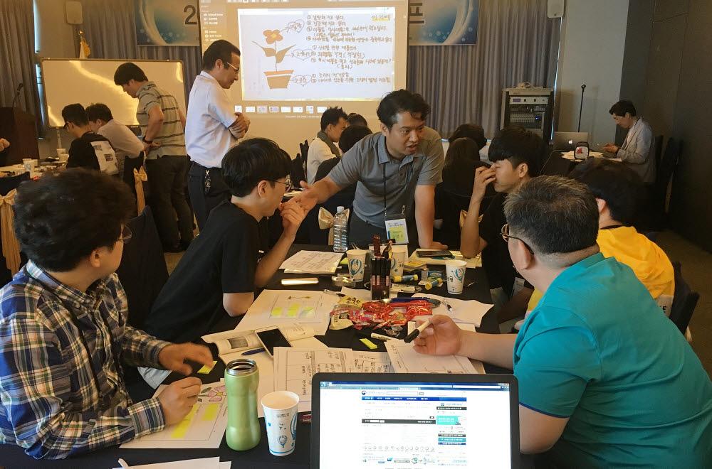 광주대는 지난해 6월 전남 여수에서 광주창조경체혁신센터, 광주과학기술원 등과 함께 루키스타트업 캠프를 열고 재학생들의 창업 활동을 지원했다.