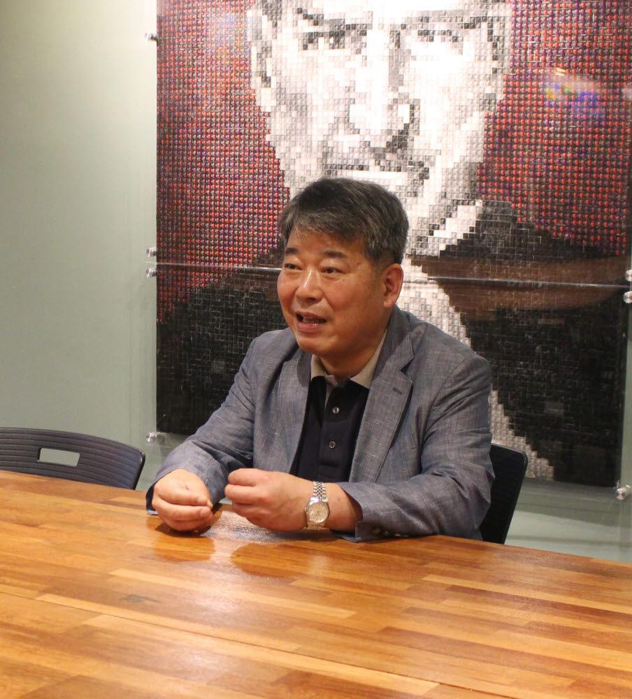 김홍진 한국IT직업전문학교 학장