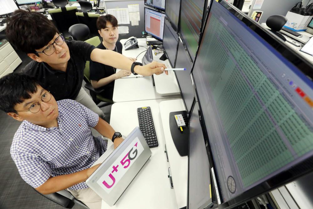 """[기획]LG유플러스 """"5G 단독모드(SA) 압도적 우위 선점"""""""